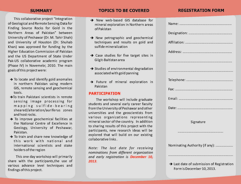 NCEG Template - Workshop brochure template